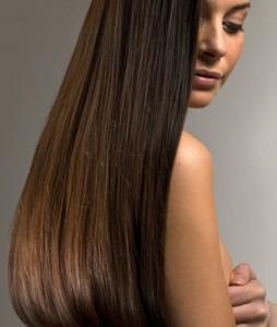 Olejovanie vlasov